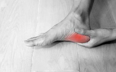 Treating Plantar Fasciitis Pain With Class IV Laser Therapy